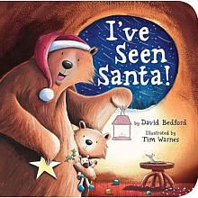 Buy I've Seen Santa!: (Read aloud by Jason Isaacs and Lesley Sharp) by David Bedford, Tim Warnes and Read this Book on Kobo's Free Apps. Discover Kobo's Vast Collection of Ebooks and Audiobooks Today - Over 4 Million Titles! Its Christmas Eve, Christmas Books, A Christmas Story, Christmas Humor, Christmas Ornaments, Christmas Gifts, Bear Drink, Album Jeunesse, Book People