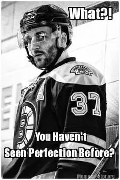 Black and Gold in Black and White - - Boston Bruins - Photo Galleries Hockey Teams, Hockey Players, Ice Hockey, Sports Teams, Boston Bruins Wallpaper, Boston Bruins Logo, Dont Poke The Bear, Patrice Bergeron, Sports Humor