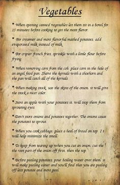 Tips.. How To Cook Lamb, Cooking Lamb Chops, Tilapia, Cooking Tips, Organic Gardening Tips, Cichlids