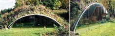 Hügel einfach nutzen: Das Kremser Erdhaus | Volcania