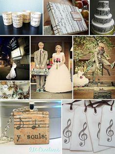 music wedding theme