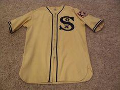 Jimmy Austin Jersey - White Sox Jerseys and 'The Shorts'