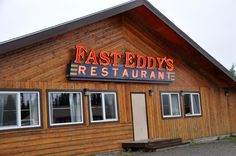 Alaska sized burgers or a great homemade veggie pizza, on the Alaska Highway in Tok, AK.