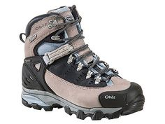 Oboz Women's Beartooth BDry Hiking Boots - 2015 Closeout, Sky Blue…