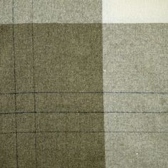 One YARD, Tan Cream Brown Plaid, 1970s Vintage, Fashion or Home Decor Fabric, Lightweight, Wool Polyester, B12 by DartingDogFabric on Etsy