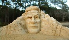 OMG! The Best Sand Sculptures Ever!!!