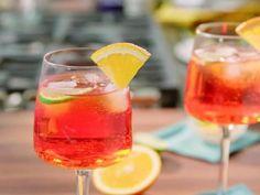 Get Italian Spritz Recipe from Food Network
