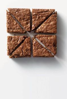 Chocolate Hazelnut Brownies Recipe (This chocolate hazelnut brownies recipe embraces the Italian notion of gianduia, which is the happy melding of chocolate and hazelnuts found in Nutella.)