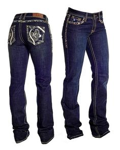 Denim Cactus Jeans Womans Dark Wash Cowgirl Tuff Co. Denim Cactus Jeans Womans Dark Wash Tuff Co. Denim Cactus Jeans Womans Dark Wash Co. Denim Cactus Jeans Womans Dark Wash Cowgirl Tuff Co. Denim Cactus Jeans W. Cowgirl Jeans, Cowboy Boot Outfits, Western Jeans, Cowgirl Style, Western Style, Country Wear, Country Outfits, Casual Fall Outfits, Western Outfits