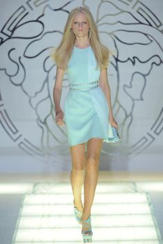 Versace Spring 2012-this walked into my store today and I almost passed out it is so fab!!!!