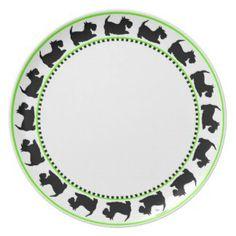 scottie dog products | Scottie Dog Plate