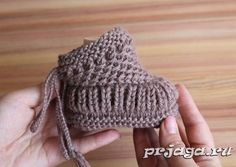 Ravelry: Warm baby booties pattern by Katerina Mushyn You are in the right place about babyschuhe si Baby Booties Knitting Pattern, Crochet Baby Booties, Baby Knitting Patterns, Baby Patterns, Free Knitting, Free Crochet, Crochet Patterns, Ravelry Crochet, Knitting Needles
