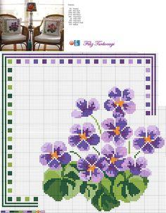 Bahçede yastık yüzünden kavga çıksın istemeyiz değil mi ? :)) Designed and stitched by Filiz Türkocağı...: