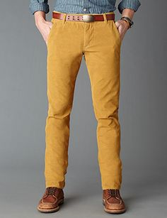 Dockers® Alpha Khaki - Woodthrush Corduroy - Dockers