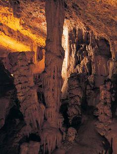Con estalactitas y estalagmitas de originales formas. La gruta se encuentra en el Tossal del Llop. Contactar con el ayuntamiento: Tel. 965571358