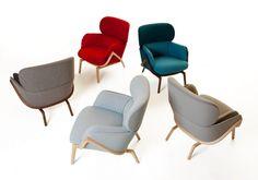 Lounge Chair Elysia von Luca Nichetto bei De La Espada - Tipp des Tages - [SCHÖNER WOHNEN]