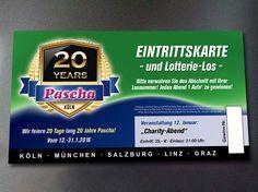20 Jahre Pascha Köln Salzburg, 20 Years, Linz