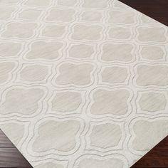 Surya Mystique Waves Palm Plush Pile Wool Rug #laylagrayce #new #rugs