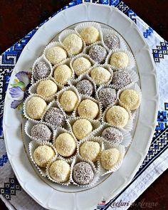 Anul acesta s-a nimerit ca ziua băiețelului meu s-o fac în post. Romanian Desserts, Romanian Food, Cookie Recipes, Dessert Recipes, Delicious Desserts, Yummy Food, Dessert Drinks, Special Recipes, Diy Food