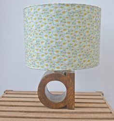 Drum Lampshade for Table Lamp Desk Lamp 30 cm by WhileLokiDreams, £35.00