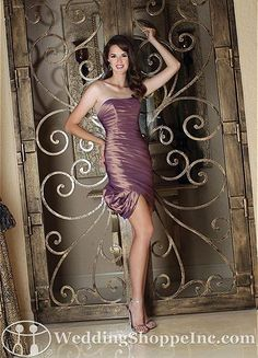Bridesmaid Dresses Da Vinci 60127 Bridesmaid Dress Image 1