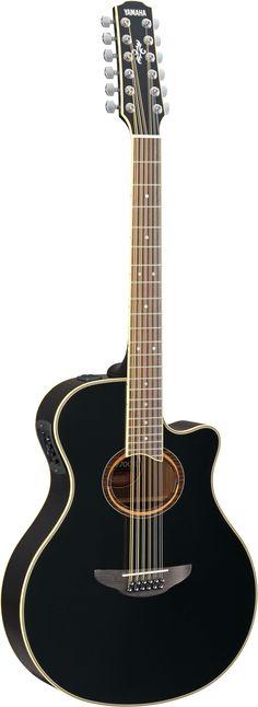 #Acoustic #Guitars #Yamaha #shopping #sofiprice Yamaha APX700II-12 700 Series 12-String Thin Body Cutaway Acoustic - Rosewood Fingerboard, Black Finish - https://sofiprice.com/product/yamaha-apx700ii-12-700-series-12-string-thin-body-cutaway-acoustic-rosewood-fingerboard-black-finish-210684453.html
