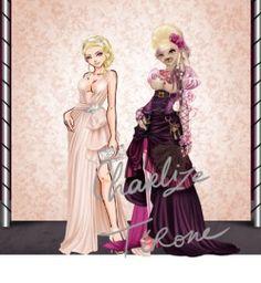 Mme Irma & Charlize Térone