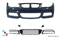 M-tech OEM Style Front Bumper Without Fog Lights -  - Front and Rear Bumpers  - Photo #14