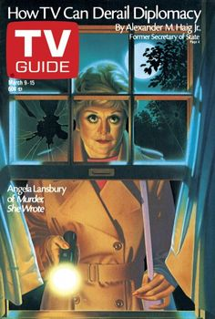 The history of television at your fingertips with the TV Guide Magazine Cover Archive - Covers from 1953 to today - including TV's biggest shows and stars like Lucy and John Wayne 1980s Tv Shows, Old Tv Shows, Mystery Genre, Vintage Tv, Vintage Magazines, Vintage Hollywood, Vintage Items, Angela Lansbury, Trivia Quiz
