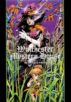 From Lives of Eccentrics by Hirohiko Araki. Features Sarah Winchester and her mystery house. Winchester Mystery House, Manga Artist, Jojo Bizzare Adventure, Japanese Artists, Jojo Bizarre, Manga Anime, Pose, Graphic Design, Comics
