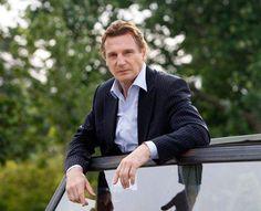 Love this actor. Actor Liam Neeson, Natasha Richardson, Irish Men, Hollywood Actor, Pretty Boys, A Team, Actors & Actresses, Handsome, Celebrities