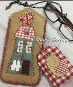 Mimi's Cottage: Funda gafas Note
