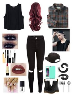 """""""Michael Clifford inspired outfit"""" by dani1719 ❤ liked on Polyvore"""