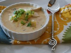 Thai Coconut Chicken Soup  *Try soon.  Looks delicious!