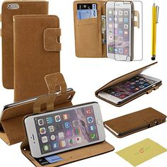 Fulland Wallet Card Holder Vintage PU Leather Pouch Flip Case Cover with Stand for Apple Iphone 6 Plus 5.5 inch Plus Stylus Pen and Screen Protector -Dark Brown Fulland http://www.amazon.com/dp/B00OR1HAVK/ref=cm_sw_r_pi_dp_8whcvb014EE3W