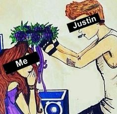 One day, this will be me... Never Say Never