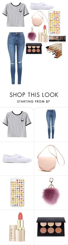 """To The Mall We Go!!!"" by mikaylardodson ❤ liked on Polyvore featuring beauty, Chicnova Fashion, Topshop and Vans"