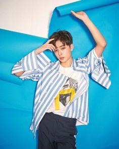 Seonho for Nylon Korea Yoo Seonho, Produce 101 Season 2, 3 In One, Perfect Man, Album Covers, Baby Boy, Boys, Mens Tops, Kpop