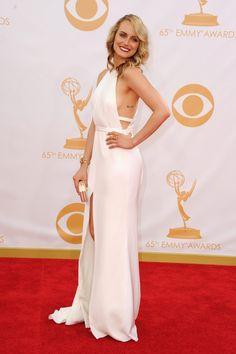 Alfombra roja Emmy 2013: