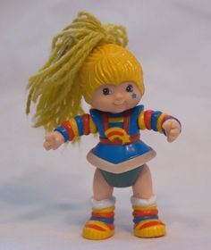 Rainbow Brite...i remember the cereal too
