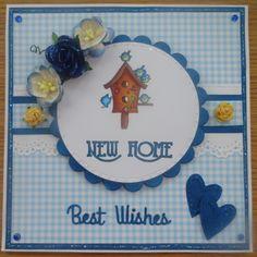 New Home card xx
