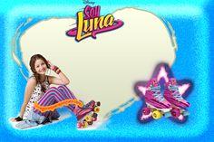 Soy Luna marcos - Soy Luna invitaciones de cumpleaños - Soy Luna Tarjetas