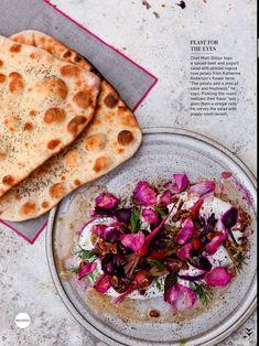 Spiced Beet and Yogurt Salad via Chef Mat Dillon #receipe