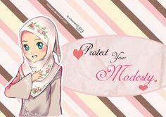 random muslimah 3 by kuzuryo on deviantART