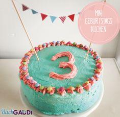 Kleine Geburtstagstorte – BackGAUDI
