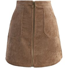 Chicwish Fashion Devotion Bud Skirt in Tan (236750 PYG) ❤ liked on Polyvore featuring skirts, brown, holiday skirts, chicwish skirt, evening skirts, cocktail skirt and tan skirt