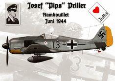Priller's 'Jutta' - Focke Wulf Fw 190 A-8 'Black 13'