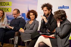 """L'evento """"#Web Everywhere"""" alla #SMWmilan 2013con Alessandra Bucci, Responsabile Marketing Consumer Mobile di TIM"""
