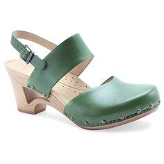 Thea Green $129.95 at ShoeMill.com