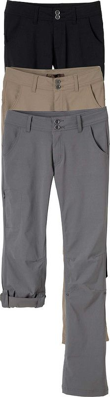 Halle pant by The brand prana. Light grey in a size 2 (long inseam